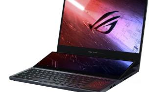华硕ROG Zephyrus Duo 15双屏笔记本电脑带来巨大的游戏升级