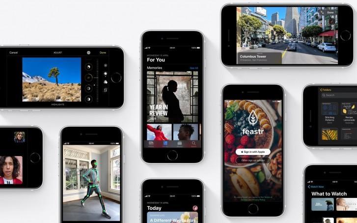 苹果iPhone SE具有3GB RAM与1821 mAh电池