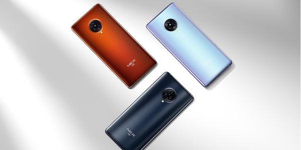 vivo NEX 3 5G终于收到Android 10更新