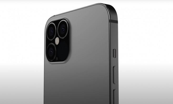 通过泄漏的CAD渲染充分揭示了iPhone 12 Pro Max的设计