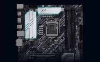 华硕为Intel Comet Lake S早期上市Z490主板