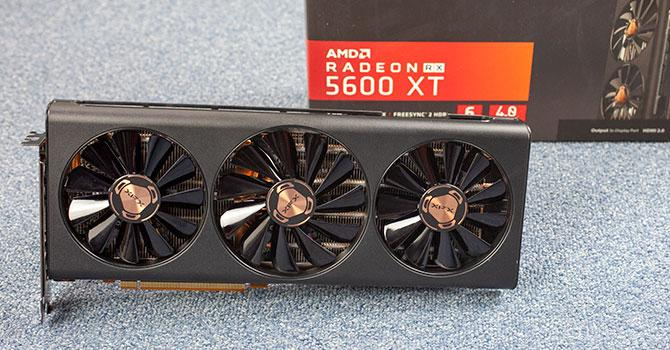 XFX Radeon RX 5600 XT THICC III Ultra评测