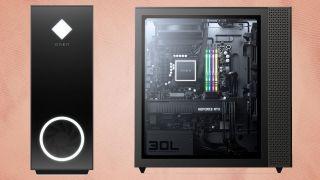 HP Omen 25L和30L台式机获得了全新的设计