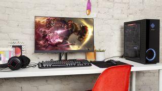HP Omen 27i显示器采用了165Hz IPS来吸引TN游戏玩家