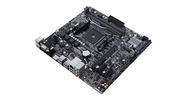 华硕列出五款AMD A520芯片组主板