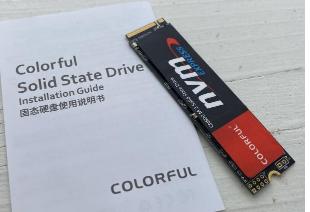 七彩虹CN600 512GB M.2 SSD的首次试用评测