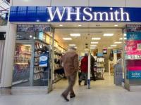 WH Smith说机场和铁路商店的销售额下降了91%