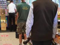 Costcutter超市集团保证了员工和购物者的安全