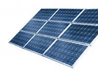 Smart Data Solutions的太阳能电池板已经安装完成