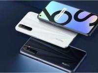 realme今天在欧洲正式推出了realme 6s手机
