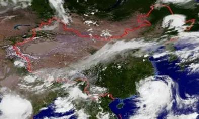 气象研究人员现在正在将AI技术应用于卫星数据处理