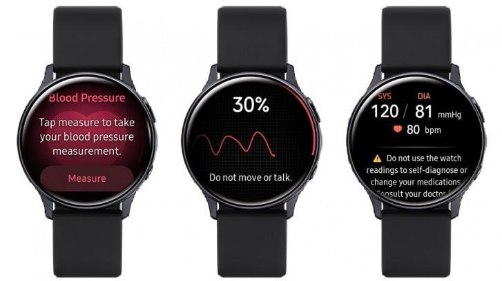 三星推出带有血压监测功能的Samsung Health Monitor App