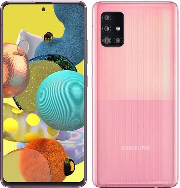 三星Galaxy A21s和Galaxy A51 5G抵达法国