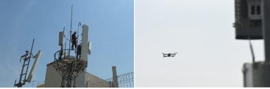 三星展示基于无人机的新型AI解决方案以优化5G网络性能
