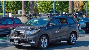 亚马逊收购自动驾驶初创公司Zoox