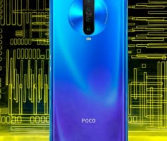 Poco X2手机首次通过相机和错误修复程序进行固件更新