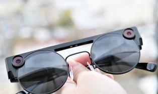 Snap使眼镜更易于使用新的编辑工具
