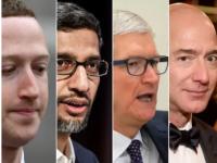 苹果 Alphabet 亚马逊和Facebook都发布了第二季度财报