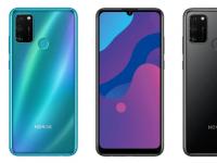 荣耀发布了两款入门级智能手机:荣耀9A和荣耀9S