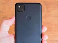Google的中端Pixel 4a已经正式上市