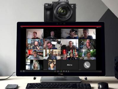 现在可以在Windows 10中将Sony相机用为网络摄像头