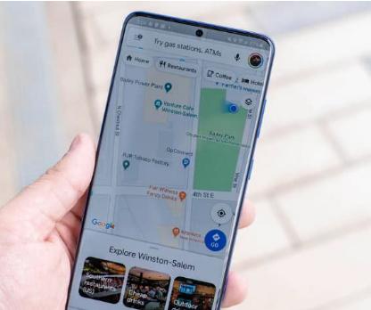 现在Android用户可以使用Google Maps交通灯功能