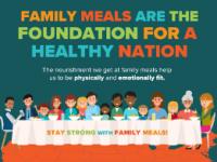 FMI基金会进行的消费者研究强调了家庭用餐的公认好处