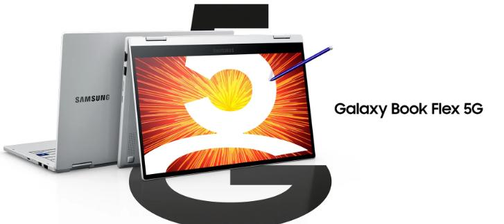三星Galaxy Book Flex 5G搭载最新最出色的Intel处理器