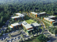 JSA设计公司为达特茅斯学院建造新住房