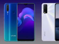 VIVO Y30和Y3将于10月26日在中国上市