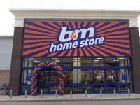 B&M报告H1销量增长25.3%
