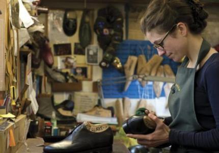 伦敦制鞋公司在英国汇丰银行的支持下进入新市场