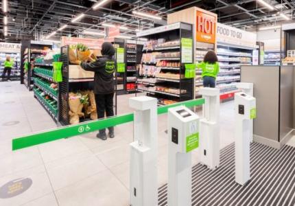 亚马逊在白城开设Amazon Fresh商店
