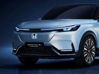 本田SUV e原型车在上海车展上亮相