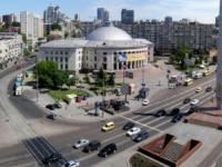 胜利广场的交通装修将持续到2024年