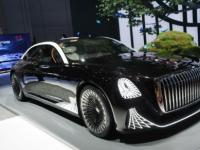 中国品牌红旗推出了备受争议的LConcept豪华轿车