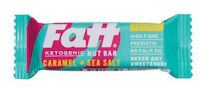 英国的原始Keto小吃品牌Fatt进行了大胆的品牌重塑
