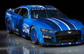 2022 NASCAR下一代野马将在明年的Daytona 500上亮相