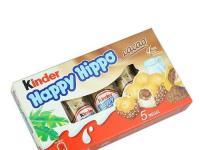 Kinder在澳大利亚发布Happy Hippo饼干