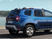 Web上已发布了针对欧洲市场的新型Dacia Duster跨界车原型的更多照片