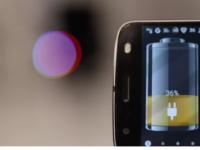 摩托罗拉和古茹开发了新的充电技术