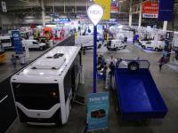 ComAutoTrans 2021车展已在基辅开幕