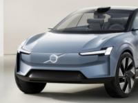 沃尔沃推出了一款名为Concept Recharge的电动概念车