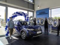 Brayleys Cars Milton Keynes出售英国第200,000辆Dacia