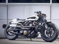 新哈雷戴维森 Sportster将获得革命性发动机