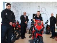 Vertu通过新的本田斯托克顿展厅扩大摩托车部门