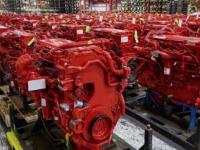 动力总成制造商康明斯已开始测试其氢动力内燃机