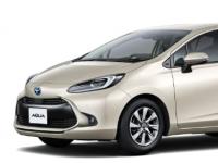 丰田重新设计的Aqua混合动力车可能不会重振普锐斯 C