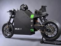 Solid EV Rides推出了一款可量产的CRS-01电动摩托车