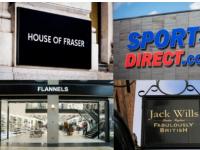 Frasers Group将于下周公布乐观的交易更新